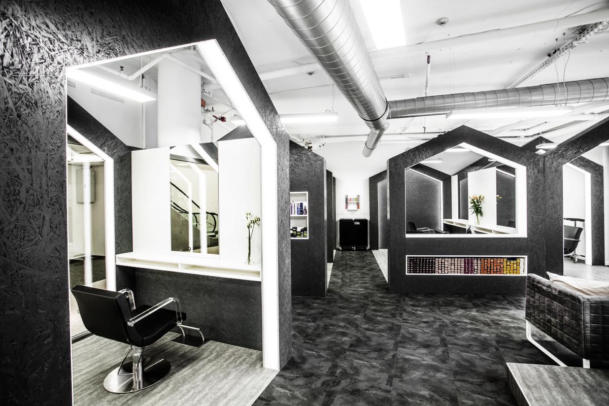 Hairborn salon Praha 1